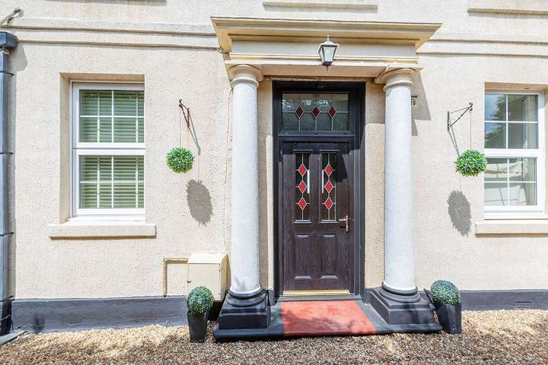 2 Bedrooms Apartment Flat for sale in Ullesthorpe House, College Street, Ullesthorpe, Lutterworth, LE17