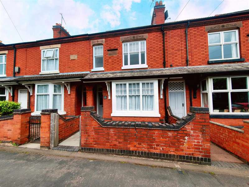 3 Bedrooms Terraced House for sale in Mountsorrel Lane, Rothley, Leicester