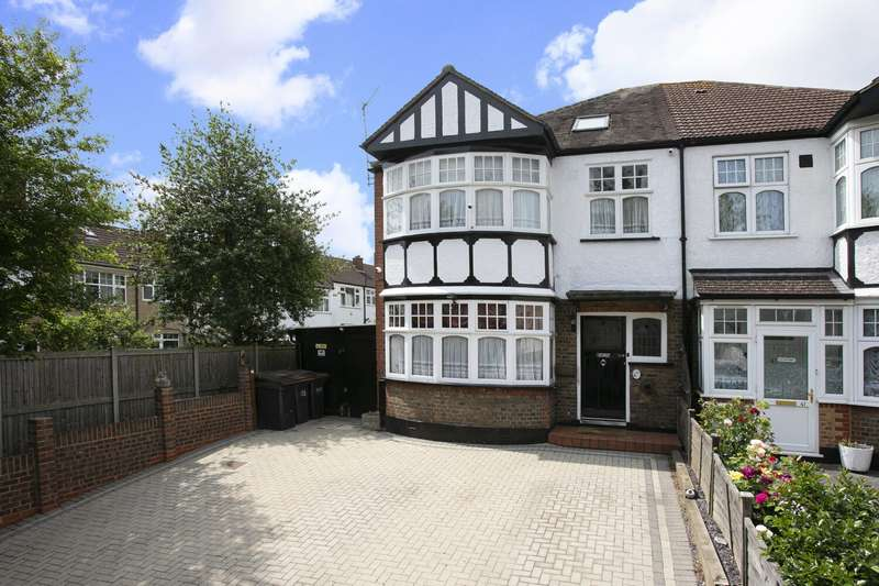 6 Bedrooms Semi Detached House for sale in Lancaster Road, South Norwood
