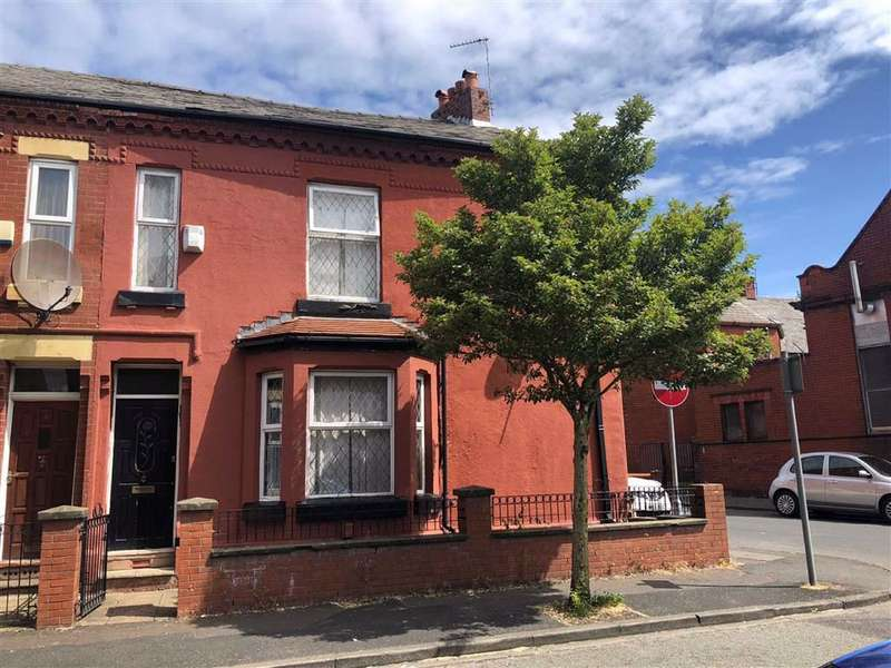 3 Bedrooms End Of Terrace House for sale in Cecil Grove, Manchester