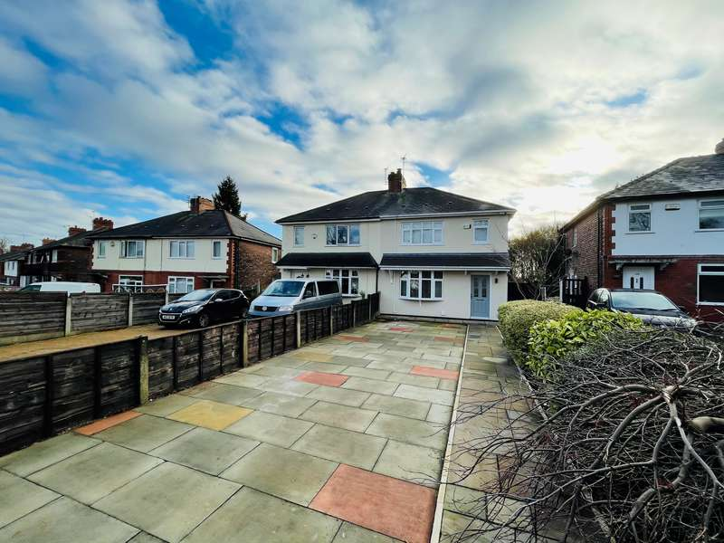 3 Bedrooms Semi Detached House for rent in Ash Grove, Worsley, M28
