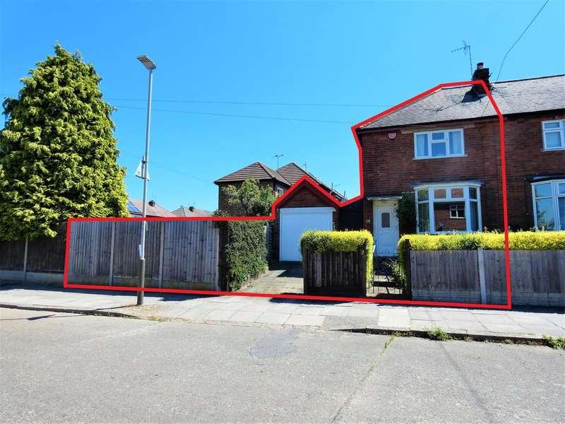 2 Bedrooms Town House for sale in Berridge Lane, Belgrave, Leicester