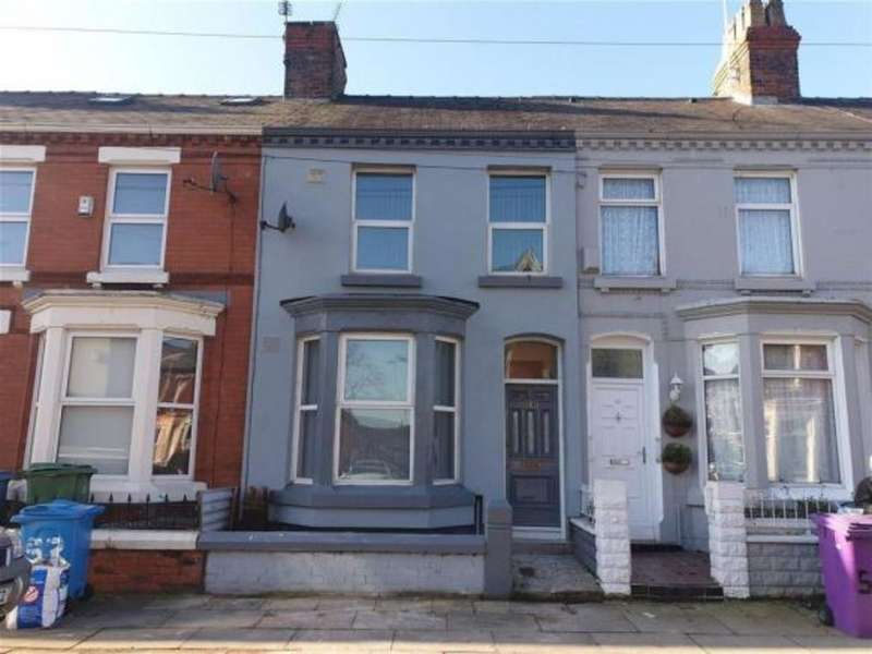 4 Bedrooms Property for rent in Whitland Road, Liverpool, Merseyside L6