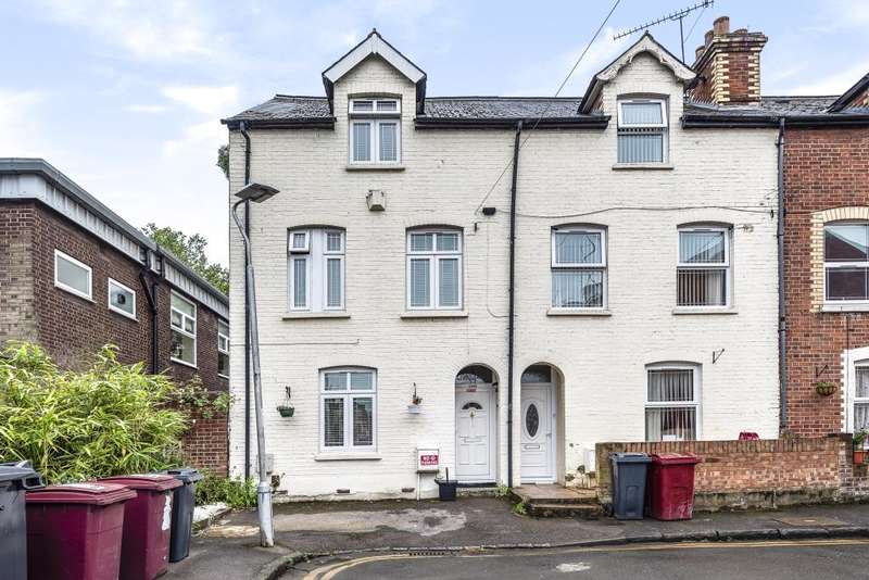 4 Bedrooms End Of Terrace House for sale in Reading, Berkshire, RG1