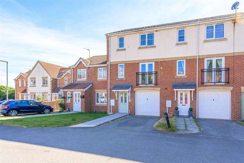 3 Bedrooms Town House for sale in Ashby Meadows, Spilsby