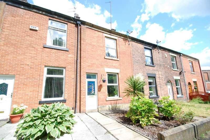 2 Bedrooms Terraced House for sale in Railway Terrace, Elton, Bury