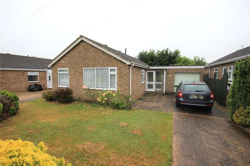 3 Bedrooms Detached Bungalow for sale in Bishops Road, Leasingham, Sleaford, NG34