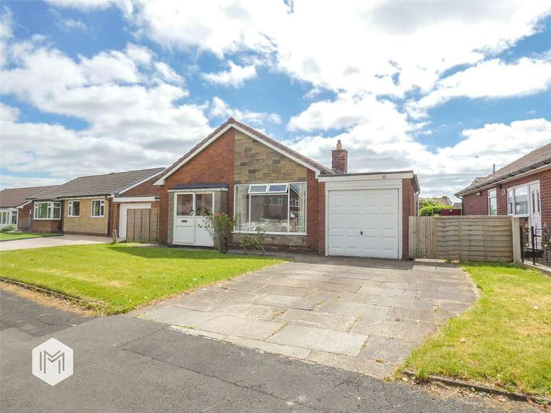 3 Bedrooms Detached Bungalow for sale in Laxford Grove, Bolton, BL3