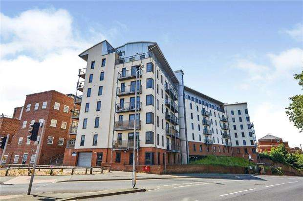 2 Bedrooms Apartment Flat for sale in Derby Road, Nottingham, Nottinghamshire
