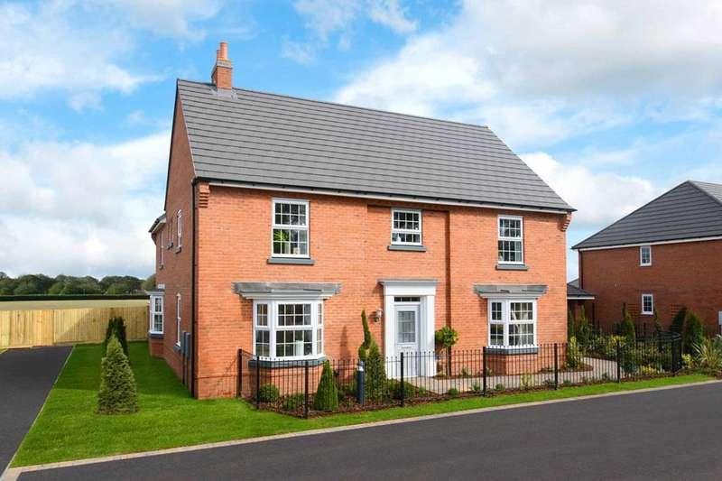 5 Bedrooms House for sale in Henley, Burnmill Grange, Burnmill Road, Market Harborough, MARKET HARBOROUGH, LE16 7XB