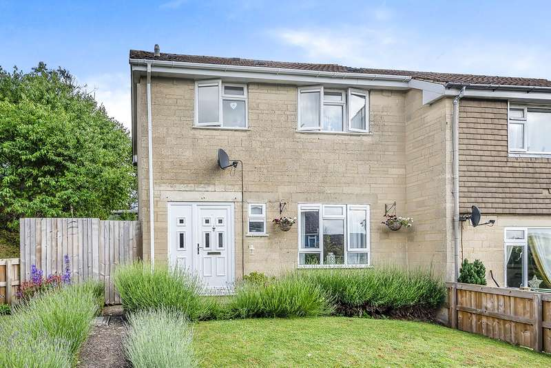 3 Bedrooms End Of Terrace House for sale in Bunting Hill, Nailsworth, Stroud, GL6