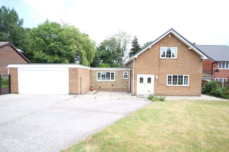 4 Bedrooms Property for sale in MARLAND OLD ROAD, Marland, Rochdale OL11 4QY