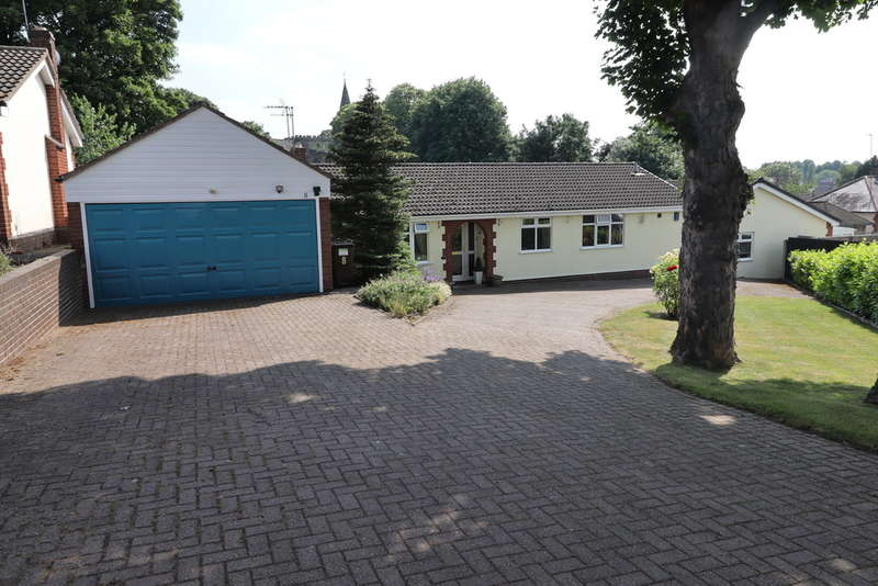 5 Bedrooms Detached Bungalow for sale in Butt Hole Lane, Shepshed