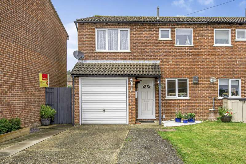 3 Bedrooms End Of Terrace House for sale in Thatcham, West Berkshire, RG19