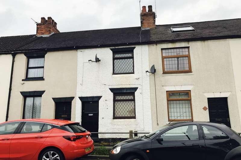 2 Bedrooms Terraced House for rent in Rothley Road, Mountsorrel, Loughborough, LE12