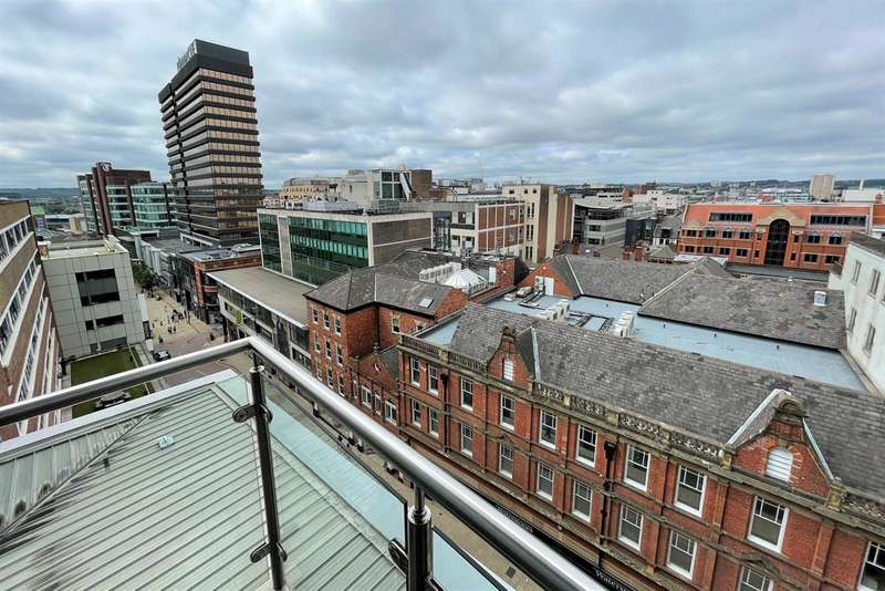 1 Bedroom Flat for sale in Basilica, King Charles Street, Leeds, LS1 6LZ