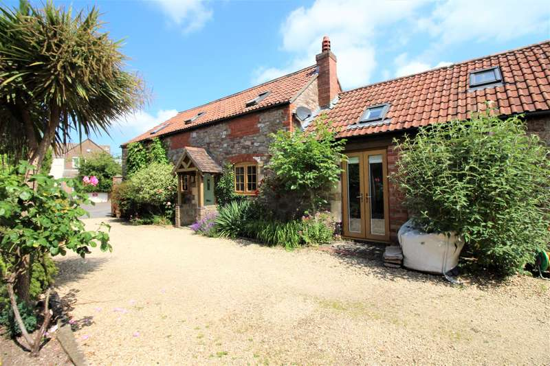 3 Bedrooms Detached House for sale in Crispin Lane, Thornbury, Bristol, BS35 2AY