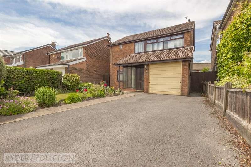 3 Bedrooms Detached House for sale in Evesham Close, Alkrington, Middleton, Manchester, M24