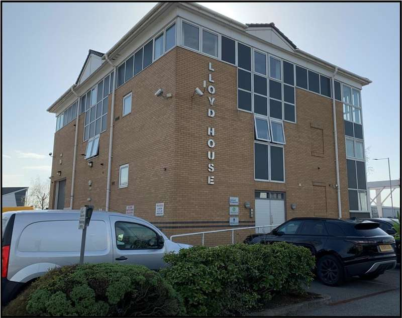 Office Commercial for rent in Lloyd House, Second Floor, Orford Court Greenfold Way, Leigh, WN7 3XJ