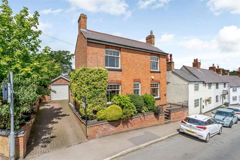 4 Bedrooms Detached House for sale in The Mount, Dunton Bassett, Lutterworth, Leicestershire