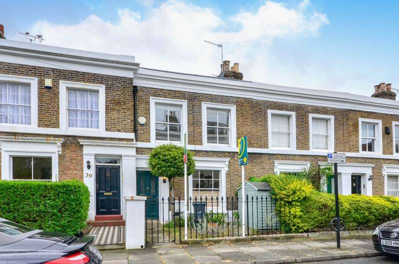 3 Bedrooms House for rent in Trinity Gardens, Brixton, SW9
