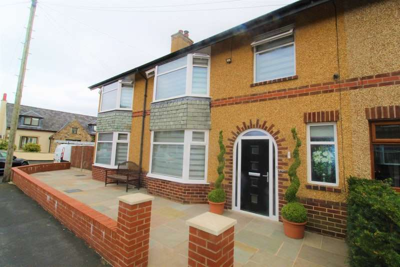 5 Bedrooms Semi Detached House for sale in Sunnyside Avenue, Ribchester, Lancashire, PR3