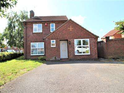 3 Bedrooms Detached House for sale in Meadowsweet Road, Hamilton, Leicester