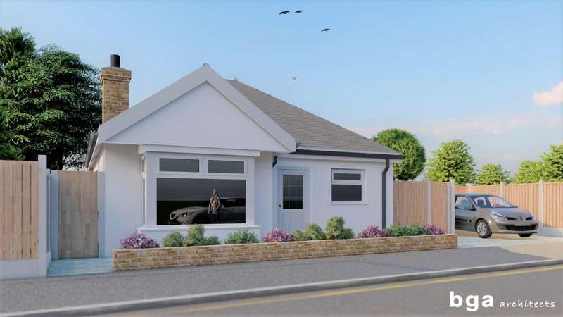 1 Bedroom Detached Bungalow for sale in Kenilworth Gardens, Rayleigh