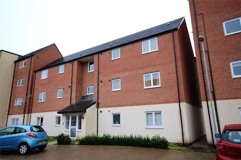 2 Bedrooms Flat for rent in Angelica Road, Lincoln, LN1