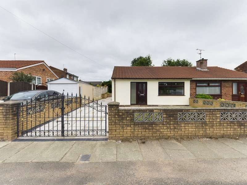 2 Bedrooms Bungalow for sale in Church Green, Liverpool, Merseyside, L32