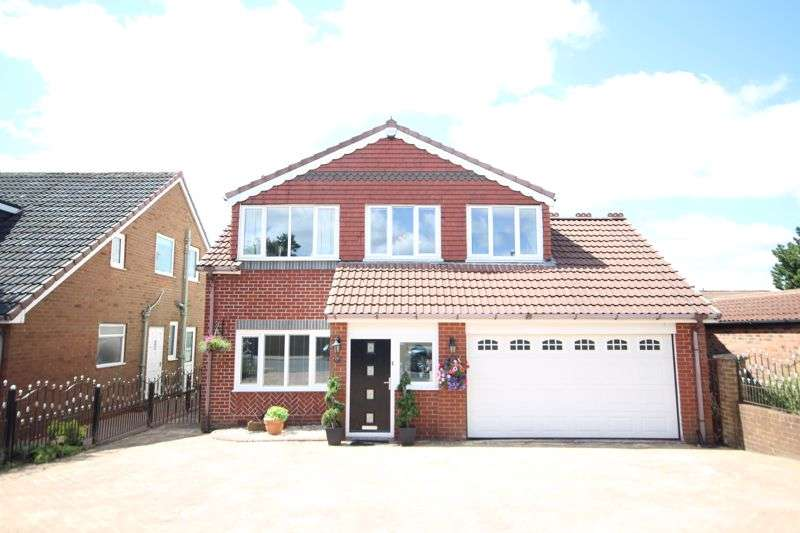 4 Bedrooms Property for sale in SCARFIELD DRIVE, Norden, Rochdale OL11 5SA