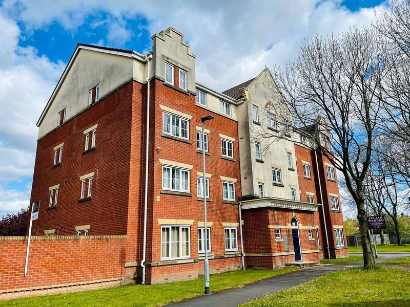 2 Bedrooms Apartment Flat for sale in Hyde Road, Gorton, Manchester, M12