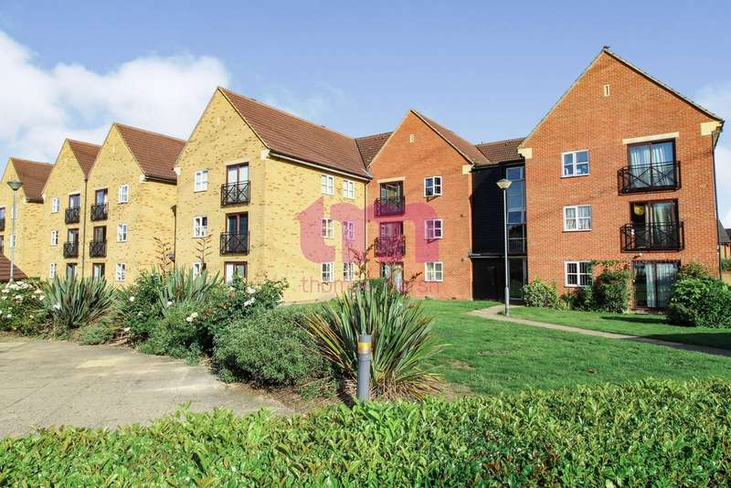 2 Bedrooms Ground Flat for sale in Fleming Road, Chafford Hundred