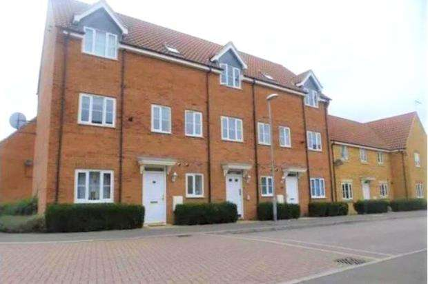 1 Bedroom Apartment Flat for sale in Peppercorn Way, Dunstable, Bedfordshire