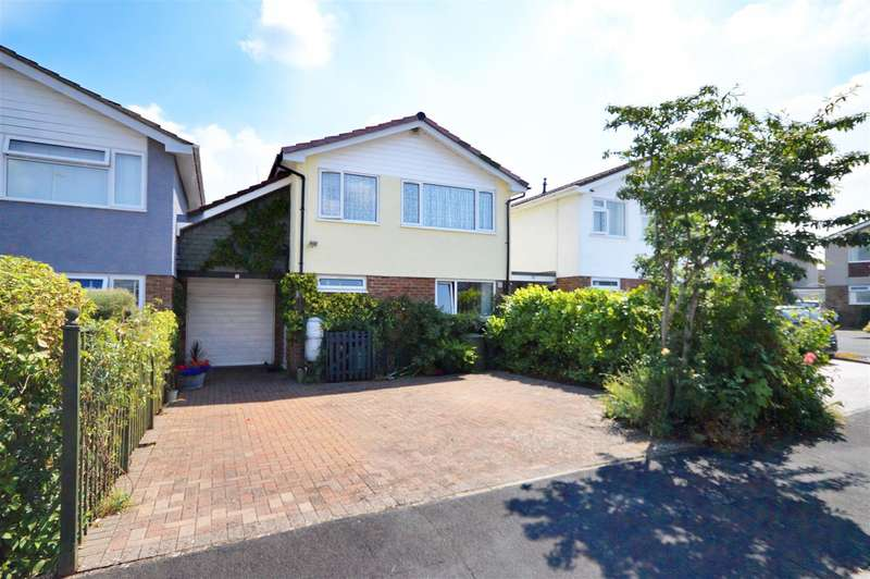 3 Bedrooms Link Detached House for sale in Meadowside Drive, Whichurch, Bristol
