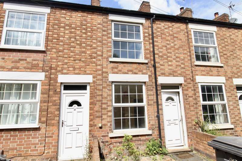 2 Bedrooms Terraced House for rent in Hathern Road, Shepshed, Loughborough