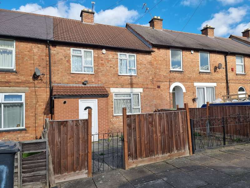 3 Bedrooms Property for rent in Harlaxton Street, Leicester, LE3