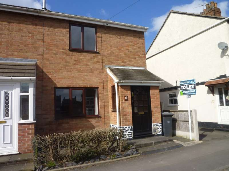 2 Bedrooms Property for rent in Fairfield Road, Hugglescote LE67