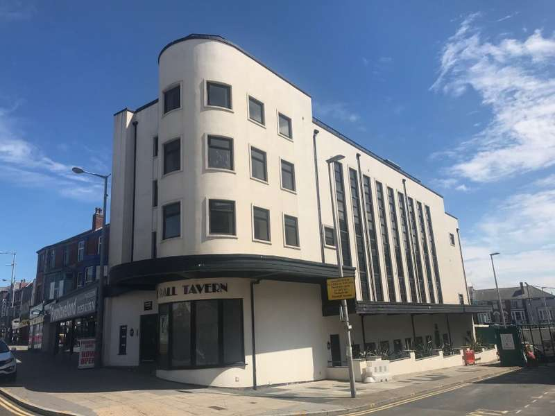 20 Bedrooms Block Of Apartments Flat for sale in Music Hall Tavern, 115 Church Street, Blackpool, Lancashire