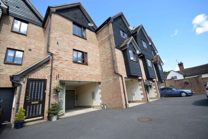 3 Bedrooms Terraced House for sale in Brewery Yard, Stansted Mountfitchet