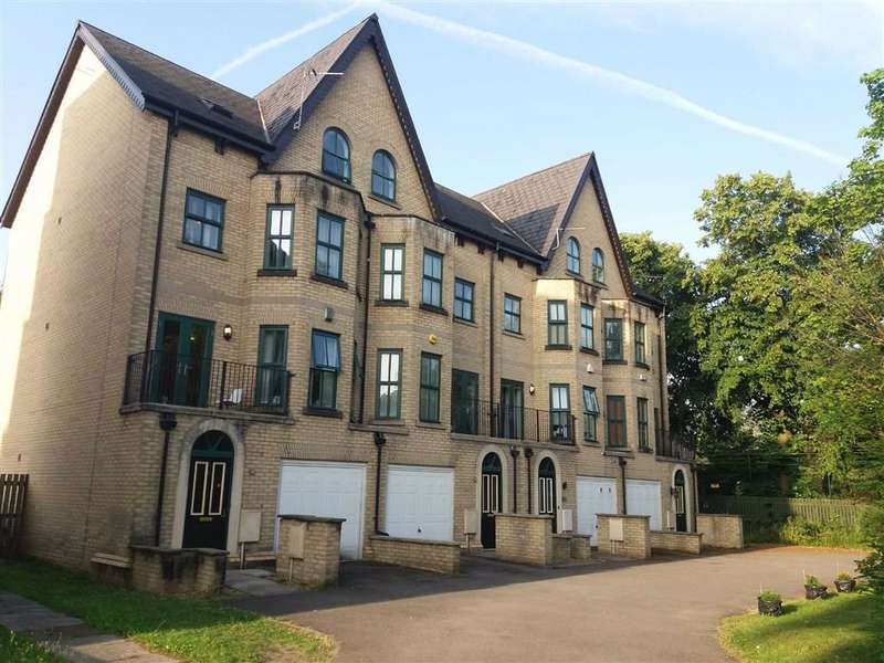 5 Bedrooms Terraced House for sale in Denison Road, Victoria Park, Manchester, M14