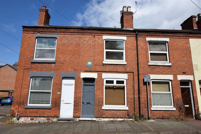 3 Bedrooms Terraced House for rent in Cumberland Road, Loughborough