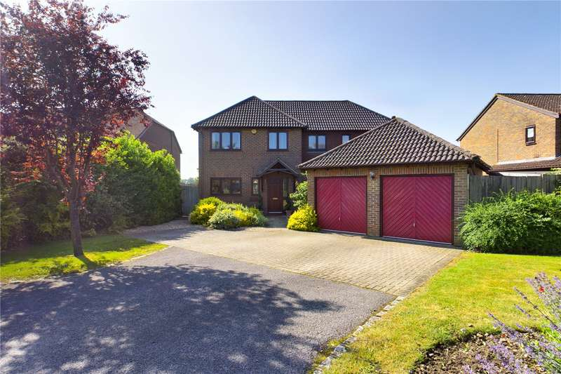 5 Bedrooms Detached House for sale in Southend Road, Bradfield Southend, Reading, RG7