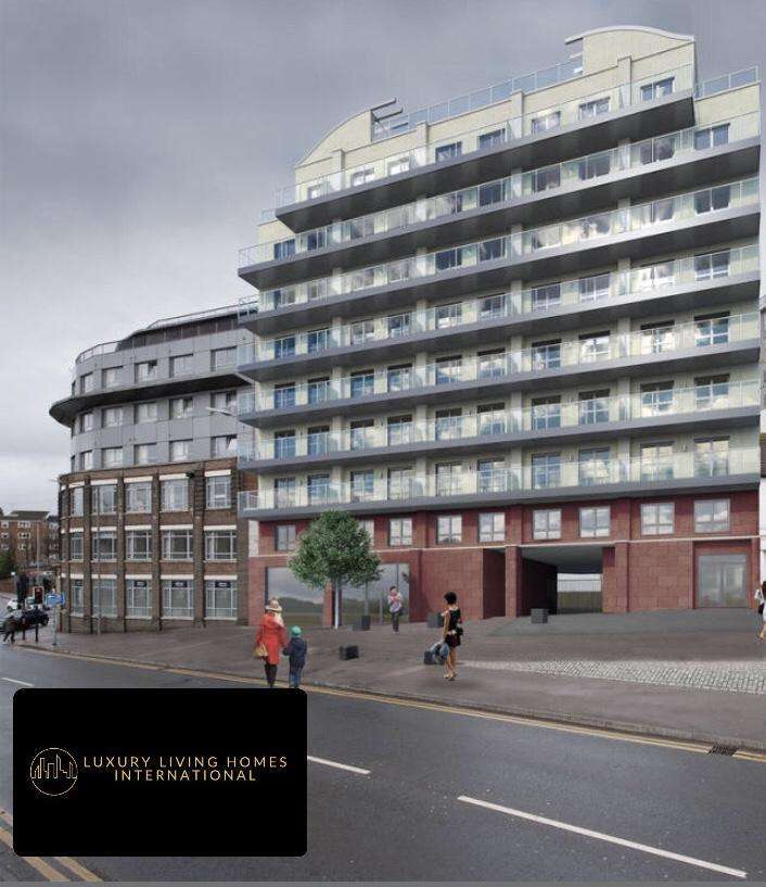 2 Bedrooms Apartment Flat for sale in Midland Road, Luton, Bedfordshire, LU2