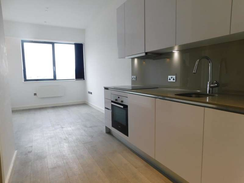 1 Bedroom Flat for sale in Verona Apartments, Slough, SL1 1YL