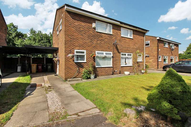 2 Bedrooms Property for sale in St. Williams Avenue, Great Lever, Bolton