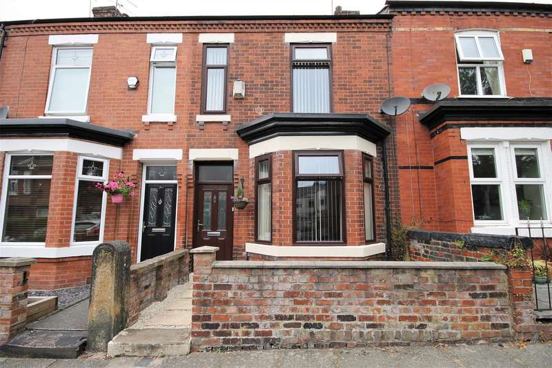 2 Bedrooms Terraced House for sale in Crawford Street, Monton, Manchester