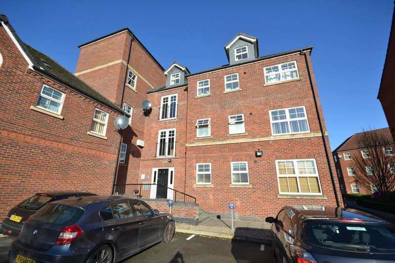 1 Bedroom Property for rent in Montvale Gardens, Leicester LE4