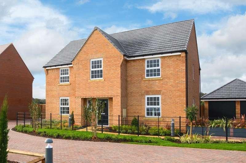 4 Bedrooms House for sale in Winstone, David Wilson Homes at Kibworth, Fleckney Road, Kibworth, LEICESTER, LE8 0HG