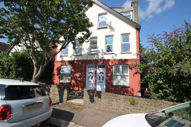 1 Bedroom Flat for sale in St Georges Park Avenue, Westcliff-on-Sea